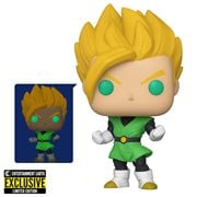 Dragon Ball Z Super Saiyan Gohan Glow-in-the-Dark Pop! Vinyl Figure - Entertainment Earth Exclusive