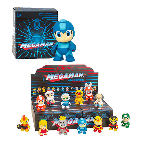 Mega Man Mini-Figure 5-Pack