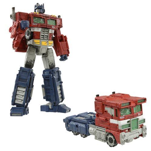 Transformers Premium Finish WFC-01 Optimus Prime