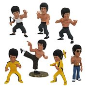 Bruce Lee D-Formz Blind Mini-Figure Series 1 Display Case