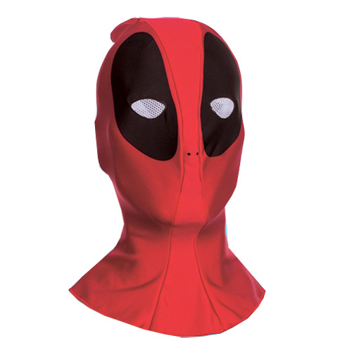 Deadpool Fabric Overhead Mask