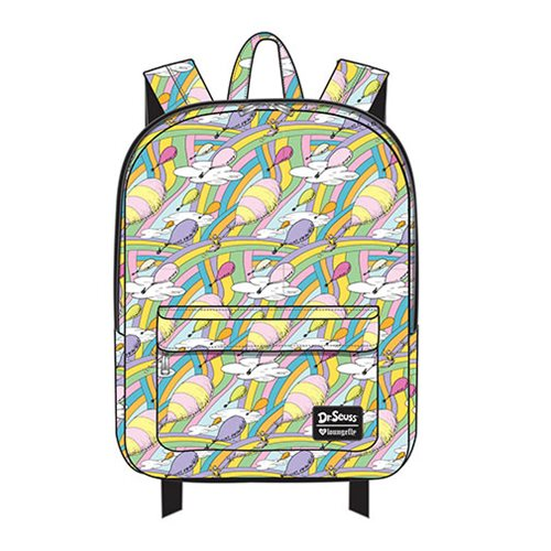Dr. Seuss The Places You'll Go Print Nylon Backpack