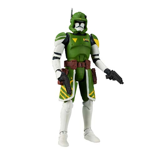 Star Wars The Black Series Clone Commander Doom 3 3/4-Inch Action Figure