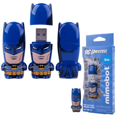Batman Mimobot USB Flash Drive