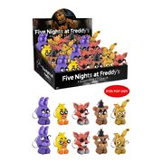 Five Nights at Freddy's Squeeze Key Chain Random 6-Pack