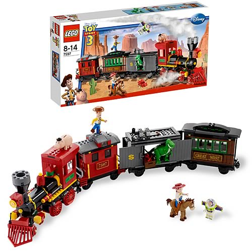 LEGO Toy Story 7597 Western Train Chase