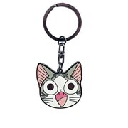 Chi's Sweet Home Chi Metal Key Chain