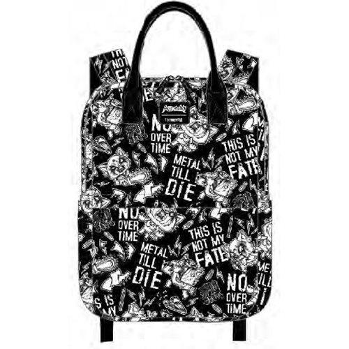 Aggretsuko Metal Nylon Backpack