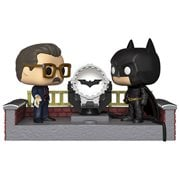 Batman Light-Up Bat Signal 80th Anniversary Pop! Movie Moment