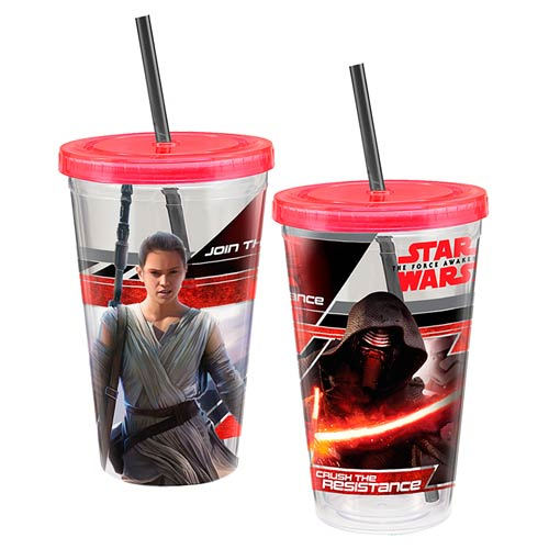 Star Wars: Episode VII - The Force Awakens 18 oz. Travel Cup