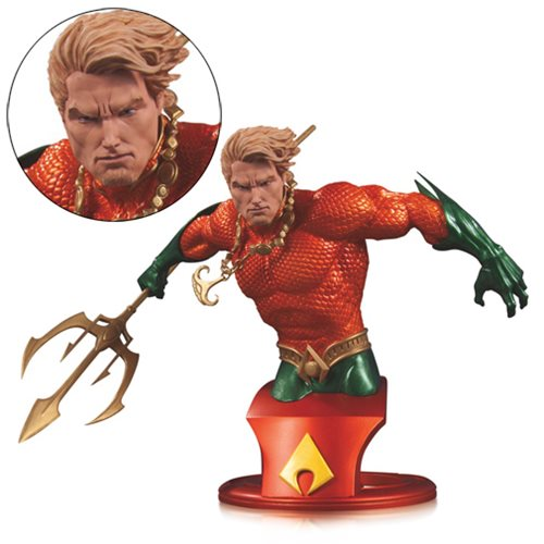 DC Comics Super Heroes Aquaman Bust