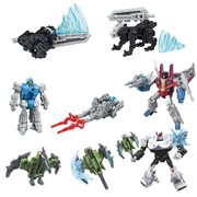 Transformers Generations War for Cybertron Siege Battlemasters Wave 2 Case