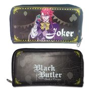 Black Butler Joker Wallet