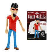 Count Stalkula 6-Inch Bendable Figure