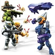 Mega Construx Halo Micro Action Figures Mix 1 2020 Case