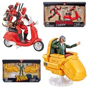 Marvel Legends Ultimate 6-Inch Action Figures with Vehicles Wave 1