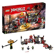 LEGO Ninjago TV Series 70640 S.O.G. Headquarters