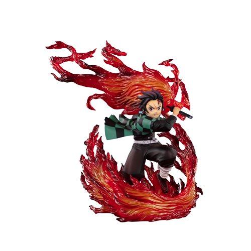 Demon Slayer Tanjiro Kamado Hinokami Kagura Figuarts ZERO