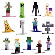 Minecraft Nano Metalfigs Die-Cast Metal Mini-Figure Case