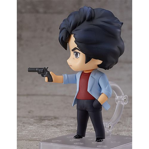 Figura Statua RYO SAEBA City Hunter Private Eyes 20cm CREATOR X Normal BANPRESTO