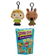 Scooby Doo 4-Inch Mystery Plush Bag with Clip