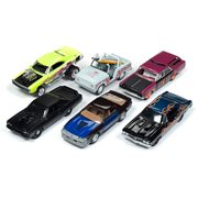 Johnny Lightning Street Freaks Wv 2B Die-Cast Metal Vehicles Case