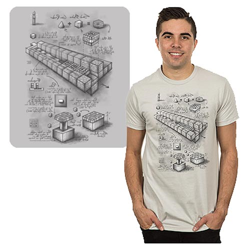 Minecraft Blueprint TNT Cannon Premium T-Shirt