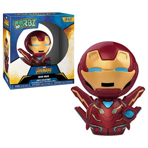 Avengers: Infinity War Iron Man with Wings Dorbz Vinyl Figure