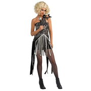 Lady Gaga Star Dress Costume