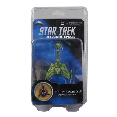 Star Trek Attack Wing Kronos One HeroClix Expansion Pack