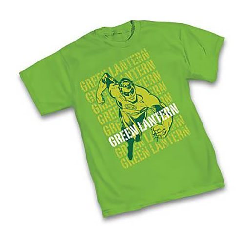 Green Lantern Retro T-Shirt