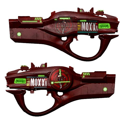 Borderlands 2 Miss Moxxis Bad Touch Gun Full-Scale Prop Replica