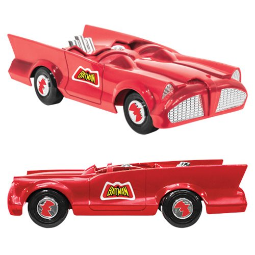 Batman DC Comics Batmobile Vehicle (Red)