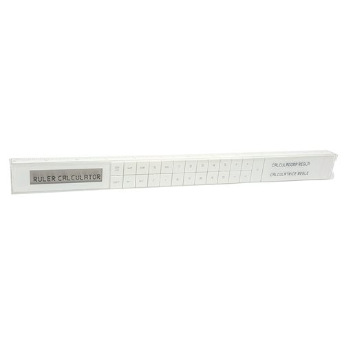 White Ruler Calculator