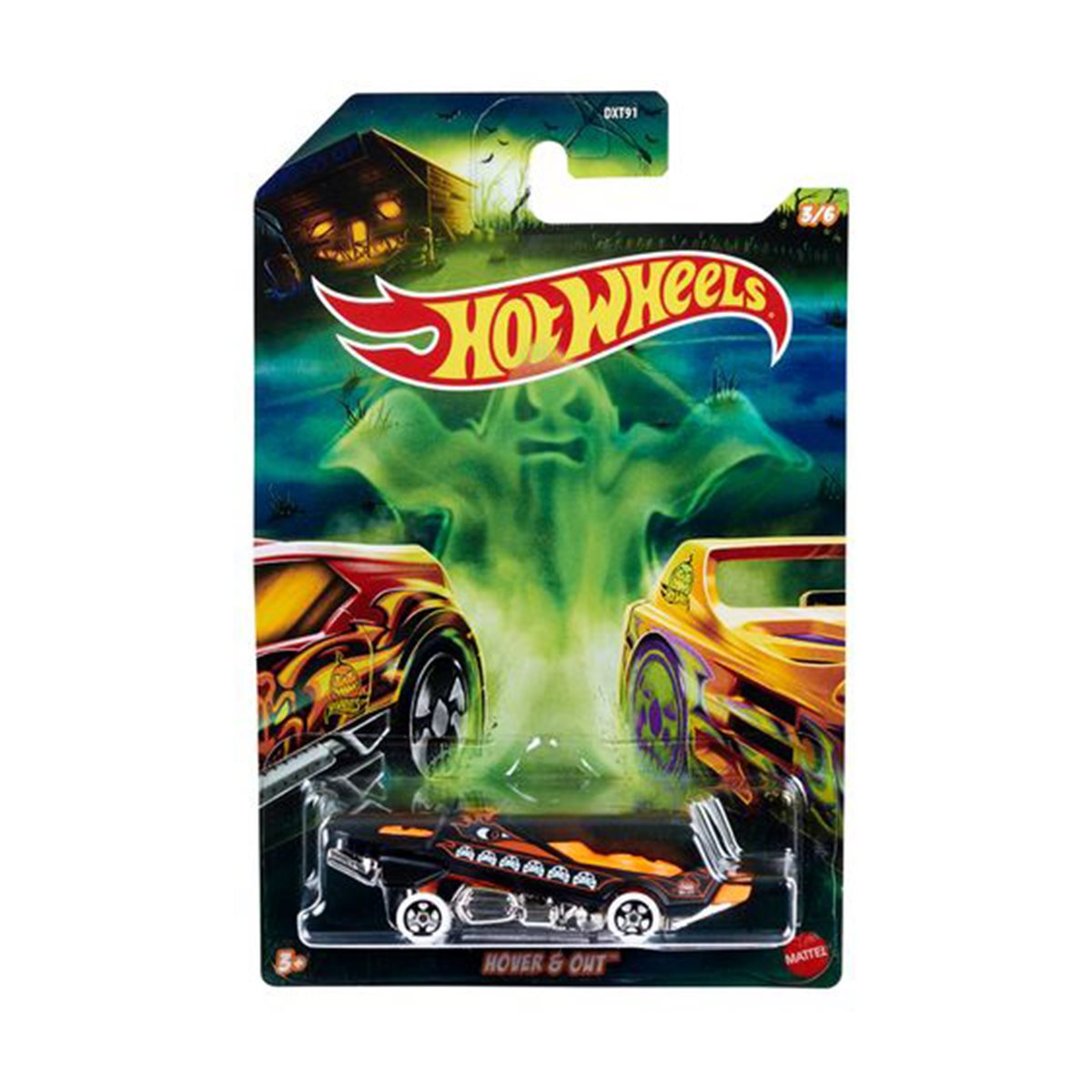 Cast Of Halloween 2020 Hot Wheels Halloween 2020 Die Cast Metal Vehicle Case