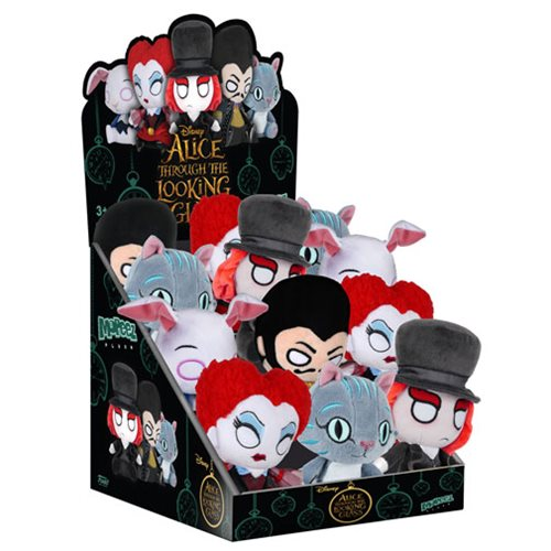 Alice Through the Looking Glass Mopeez Plush Display Case