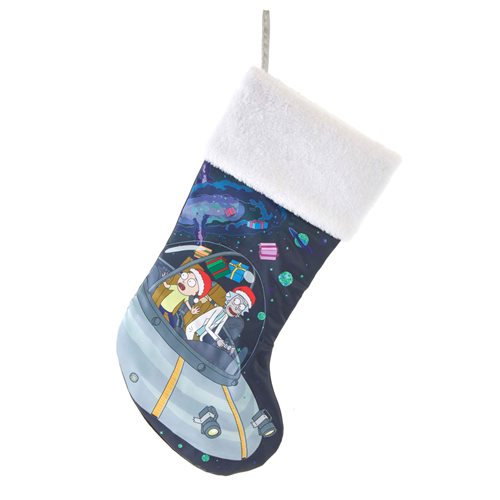 Rick and Morty 18-Inch Stocking