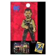 Suicide Squad Rick Flag Pin