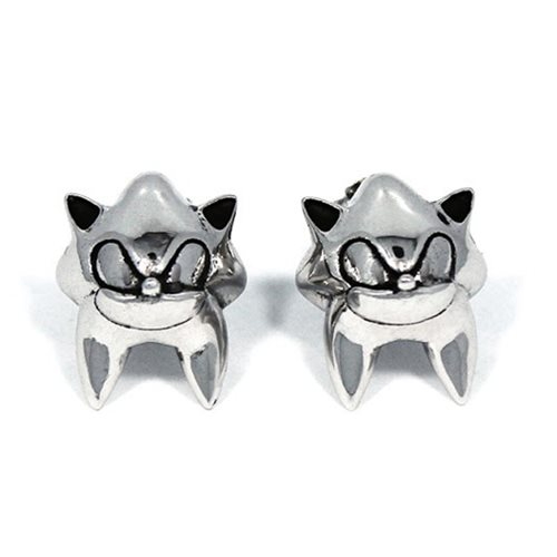 Sonic the Hedgehog Stainless Steel Stud Earrings