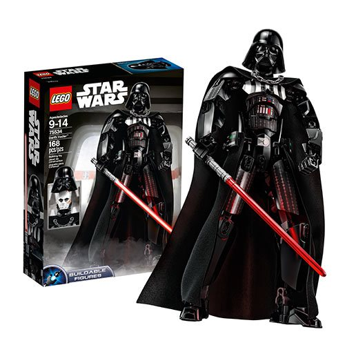 LEGO Star Wars 75534 Constraction Darth Vader