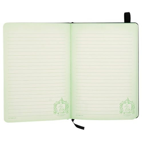 Harry Potter Slytherin Crest Journal
