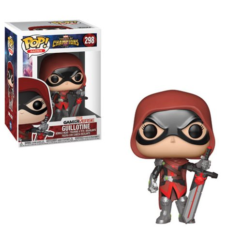 Marvel: Contest of Champions Guillotine Pop! Vinyl Figure