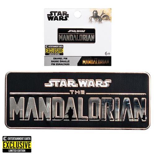 Star Wars The Mandalorian Series Enamel Pin - EE Exclusive