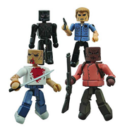 Pulp Fiction 20th Anniversary Minimates Gimp Box Set