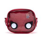 Marvel Spider-Man Pop! by Loungefly Crossbody Purse