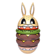 Burger Bunny by Joe Ledbetter Inflatable Bop Bag