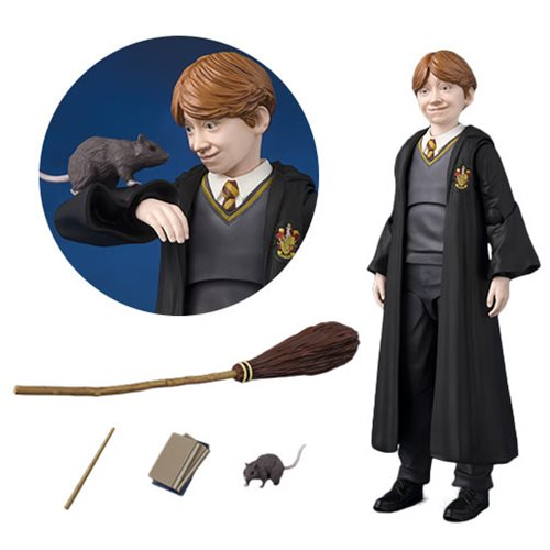 Картинки по запросу S.H.Figuarts Figures - Harry Potter - Ron Weasley figure by tamashii nations