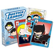 DC Comics Chibi Playing Cards