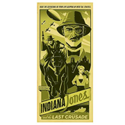 Indiana Jones Have the Adventure of Your Life Giclee Print