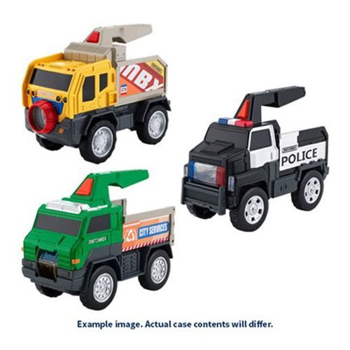 Matchbox Go Flash Truck Case